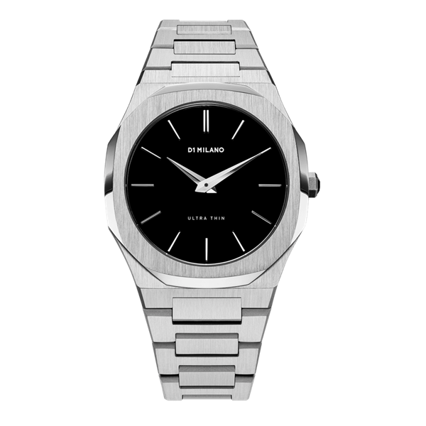 Stainless Steel Ultra Thin 40mm Front View