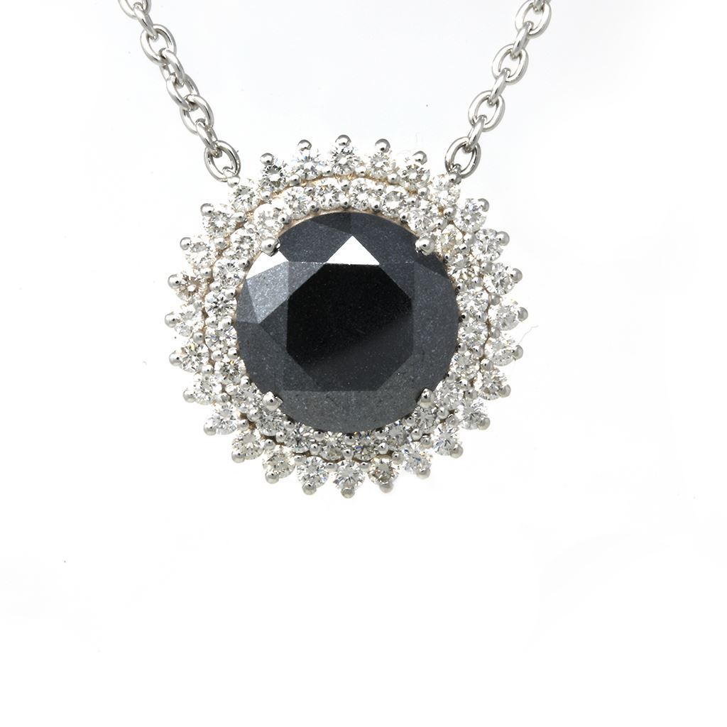 diamond edwards black pendant archives jewelry jm drop briolette