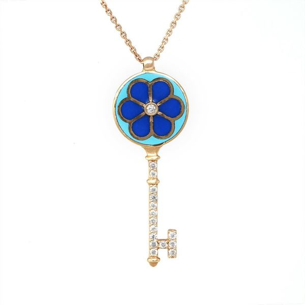 Picture of Knot Key Pendant