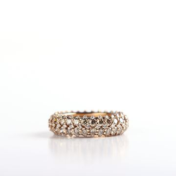 Picture of Dallago Brown Diamond Ring