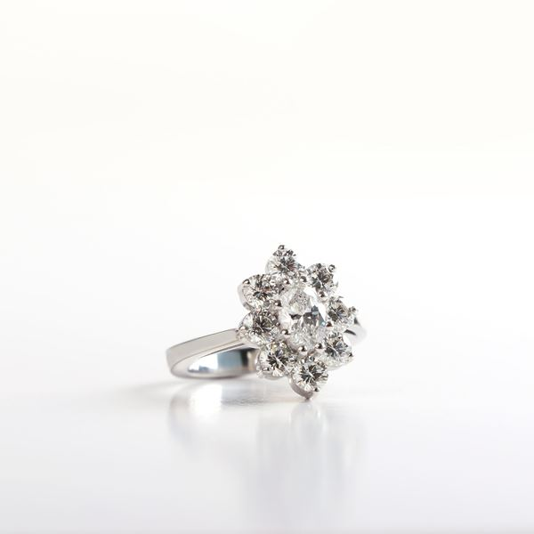 صورة The Marquise Ring