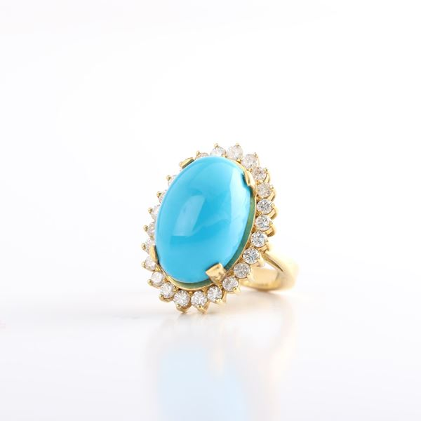 Picture of The Special Turquoise Ring