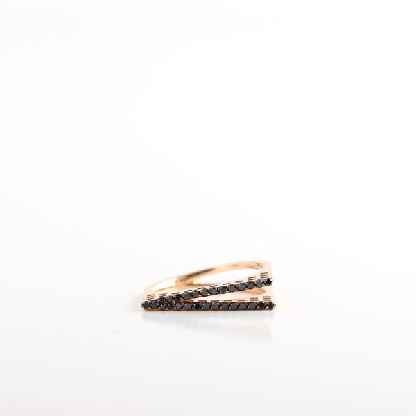 Picture of Black Diamond Ring