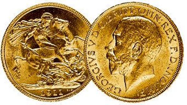 Picture for category Gold Coins