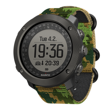 Picture of SUUNTO TRAVERSE ALPHA Woodland