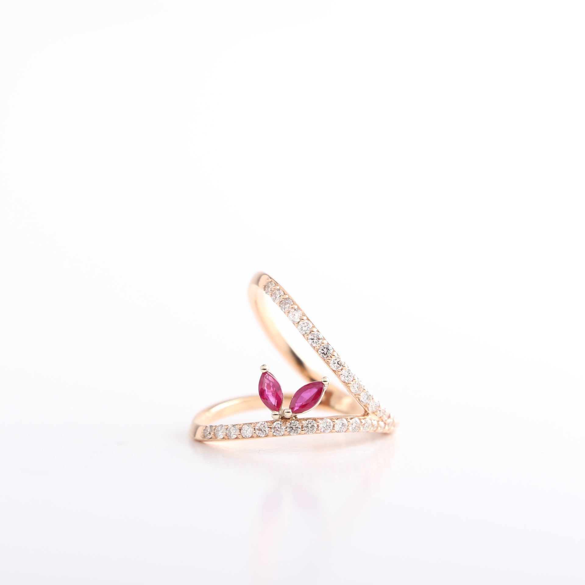 ring seasonal pink pearl whispers goldwire gold pinkgold goldcastingplating