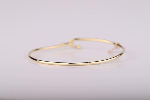 J.R.S. Tangled Bracelet Back View