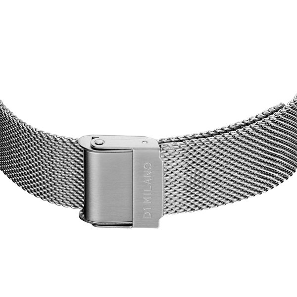 Silver Super Slim 36 mm Band View