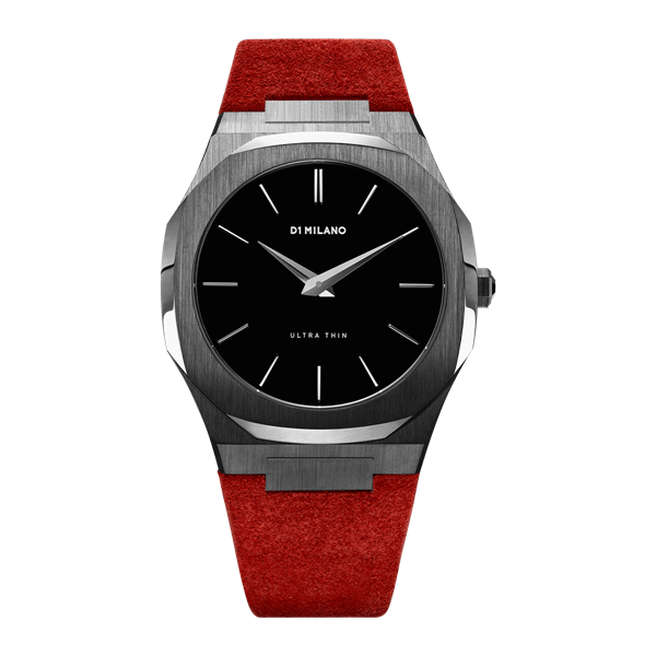 Red Band Ultra Thin 40 mm Front View