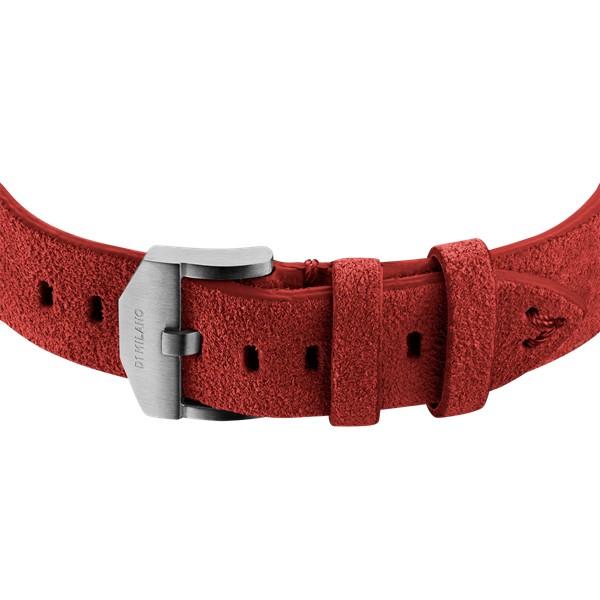 Red Band Ultra Thin 40 mm Band View