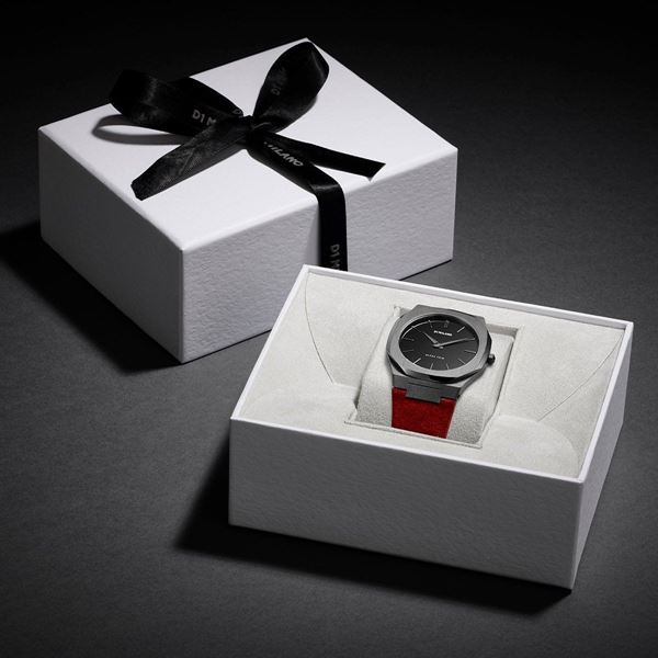Red Band Ultra Thin 40 mm In Box