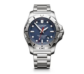 I.N.O.X. Professional Diver Technical specifications Front View