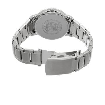 Silver Bracelet&Dial Front View