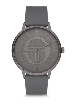 City Polymeric Grey Strap Front View